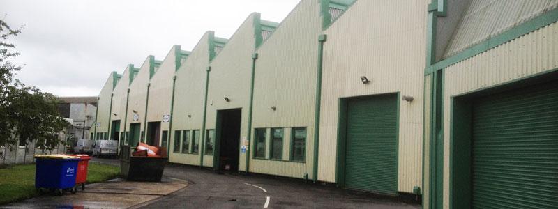 Commercial Building Survey Poole